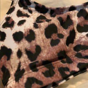 Zaful Swim - NWT cheetah bikini